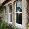 New sashes and sills, with draught-proofing Long Ashton, Case Study
